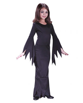 Madame Morticia Child Costume M