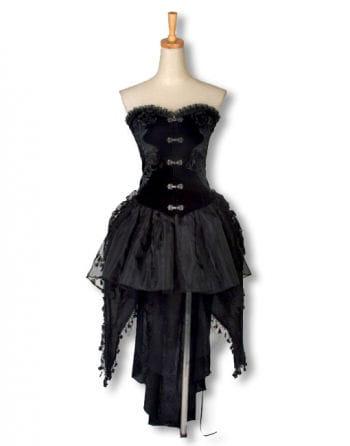 Burlesque Cabaret Corsagen Kleid