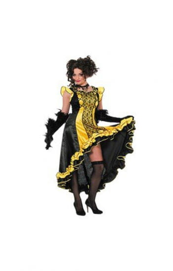 Burlesque Cabaret Costume Plus Size