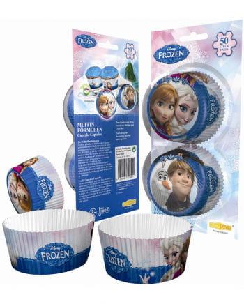 Disney Frozen Muffin Förmchen 50 St.