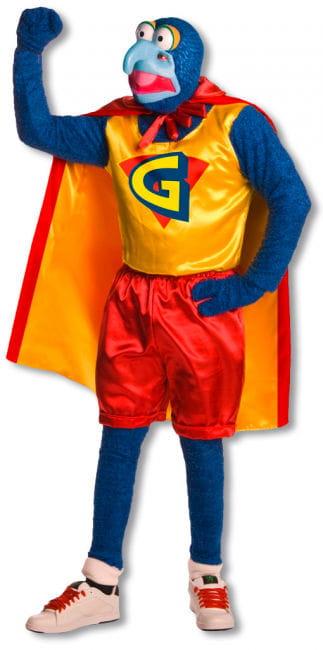 Muppets Kostüm Gonzo der Große