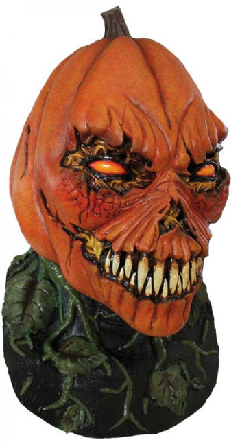 Mutant pumpkin mask