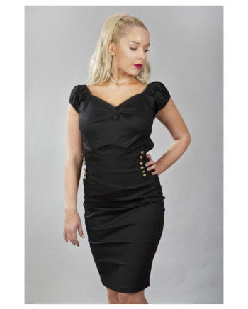 Burleska pencil skirt Nancy Black