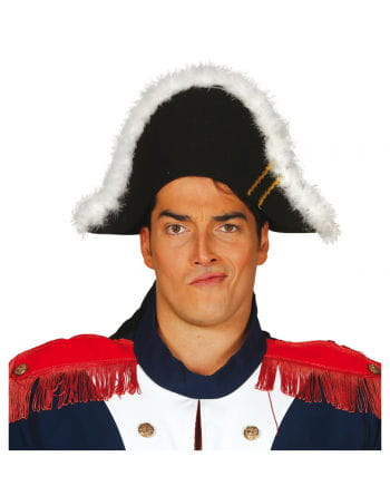 Napoleon hat black