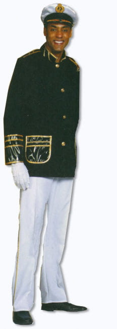 Navy Man Costume