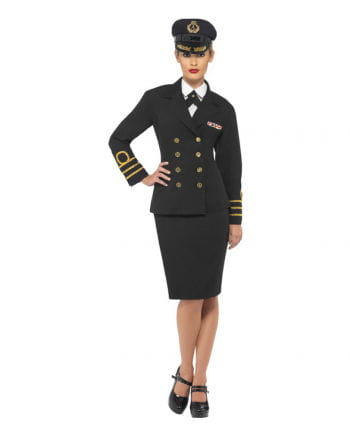 Navy Officer ladies lining