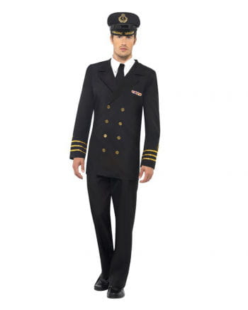 Navy Officer men lining