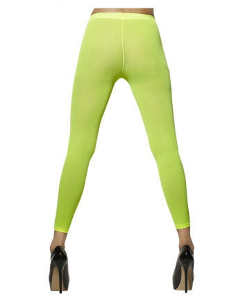 Leggings Neongrün