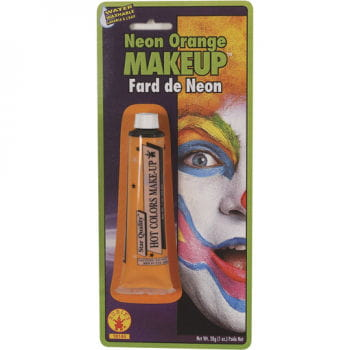 Neon Make Up orange