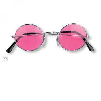 Rimmed pink