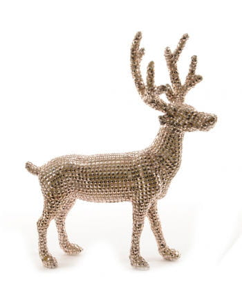 Studded Decoration Reindeer