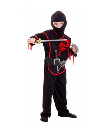 Ninja kids costume set