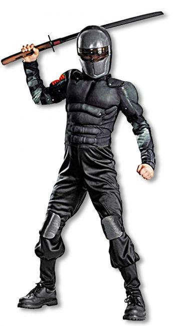Ninja Snake Eyes costume
