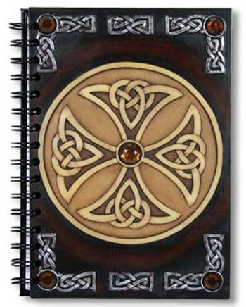 Notebook Celtic Design