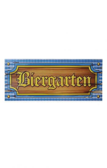 Oktoberfest Beer Garden Banner