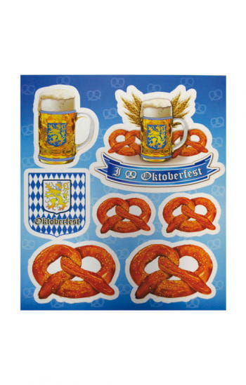 Oktoberfest Window Sticker