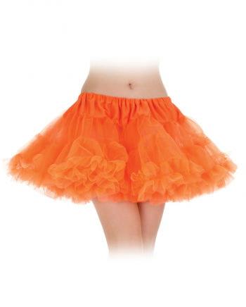 Tutu Rock neon orange