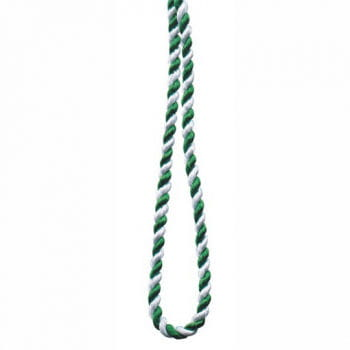 Carnival Uniform Cord Green/White