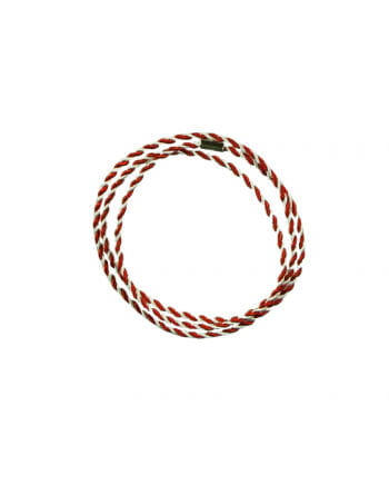 Uniform Cord Red White