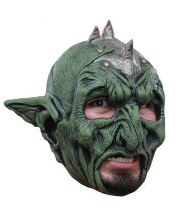 Orc mask chinless
