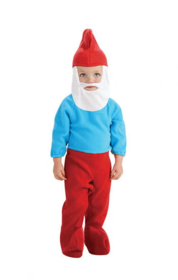 Papa Smurf Toddler Costume