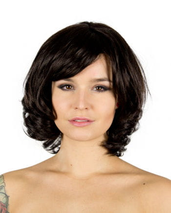 Wig Chantel dark brown