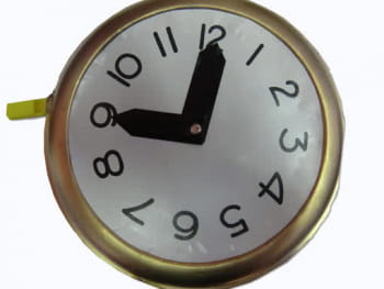 Whistle Clock
