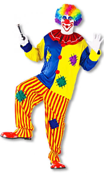 Pfiffikus the Clown