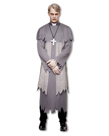 Phantom Priest Costume Plus Size