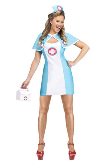 Pin Up Nurse Costume