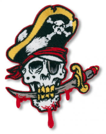 Zombie Pirate Patches