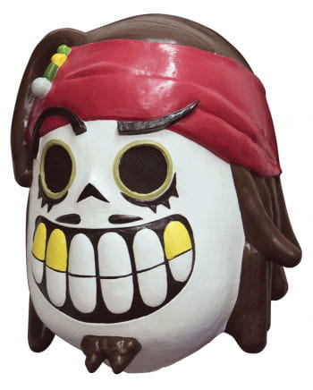 Pirates comic mask