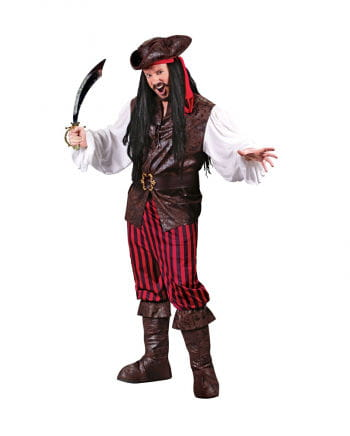 Pirate Costume Deluxe