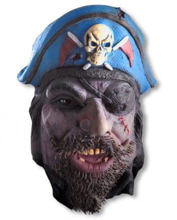 Horror Piraten Maske