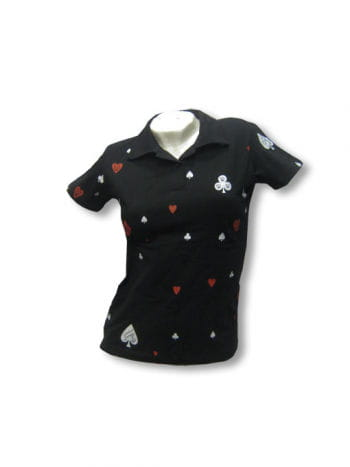 Players Girl`s Polo Shirt M/L 38-40