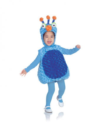 Plush Monster Child Costume