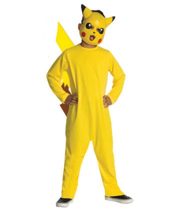 Pokemon Pikachu costume