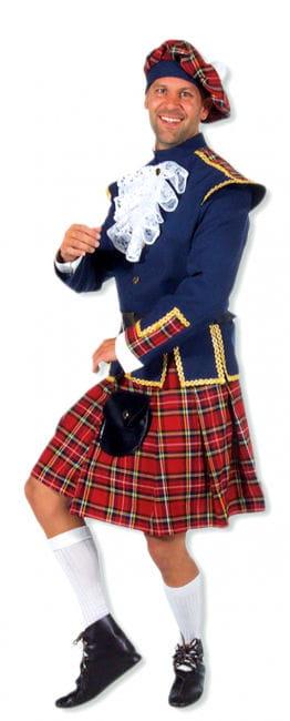 Premium Schotten Kostüm