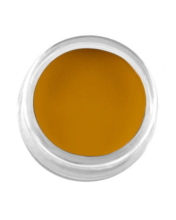 Professional Cream Make Up Corpse Yellow
