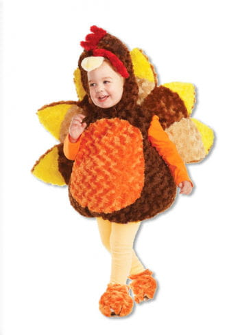 Cute Plush Turkey