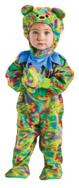 Rainbow Bear Toddlers Costume