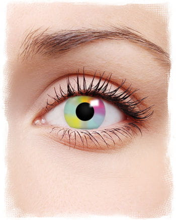 Rainbow Contact Lenses