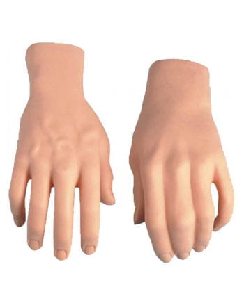 Realistic Decoration Hands