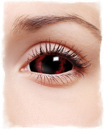 Sclera Kontaktlinsen Red Demon