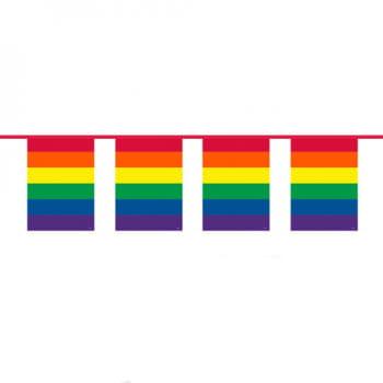 Flag Chain multicolored