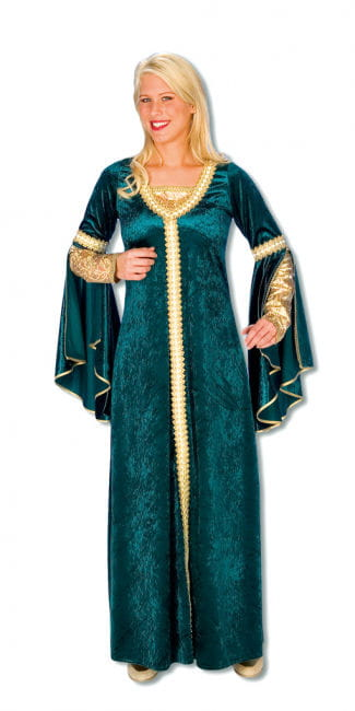 Renaissance Velvet Dress
