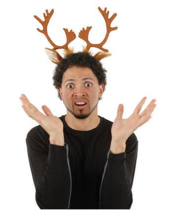 Reindeer Headband Deluxe