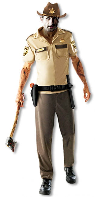 The Walking Dead Rick Grimes Sheriff Kostüm