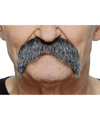 Giant Moustache Grey
