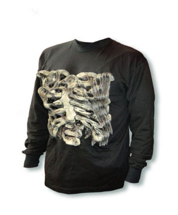 Rippen-Knochen Shirt